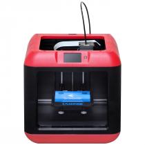 IMPRESSORA 3D FINDER - 140X140X140MM - 1 EXTRUSORA - PLATAFORMA REMOVÍVEL - WIFI - NIVELAMENTO AUXILIADO - 1