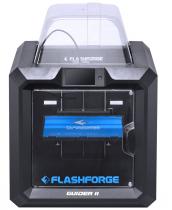 IMPRESSORA 3D GUIDER 2 - 280X250X300MM - 1 EXTRUSORA - PLATAFORMA AQUECIDA - WIFI - CÂMARA FECHADA - 1
