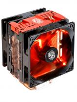 COOLER PARA PROCESSADOR HYPER 212 TURBO COM LED VERMELHO - RED COVER - RR-212TR-16PR-R1 - 1