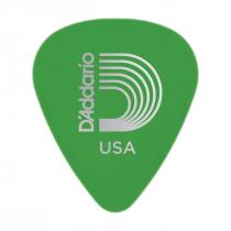 PALHETA PARA GUITARRA DURALIN FORMATO STANDARD MEDIA 1DGN4-10 PACOTE COM 10 PECAS