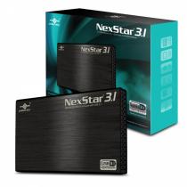 "CASE PARA HD/SSD 2,5"" NEXSTAR 3.1 - NST-270A31-BK VANTEC - 1"