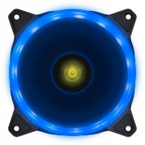 FAN/COOLER VX GAMING PARA GABINETE V.RING ANEL DE LED 120X120MM AZUL - VRINGB - 1