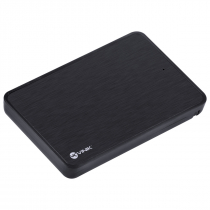 """CASE EXTERNO PARA HD 2.5"""" USB 3.1 TIPO C TYPE C PRETO TOOLLESS TOOLFREE - CH25-C31TL"""