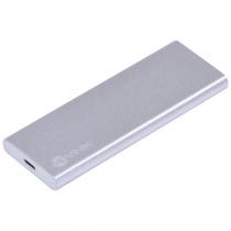 CASE EXTERNO PARA SSD M.2 CONEXÃO USB 3.0 - USB TIPO C/TYPE C PARA USB - CS25-C30 - 1