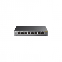 SWITCH EASY SMART GIGABIT DE 8 PORTAS 10/100/1000 TL-SG108E SMB - 1