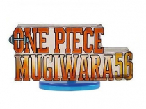 FIGURE ONE PIECE - LOGO MUGIWARA 56 - WCF REF.27789/27796 - 1