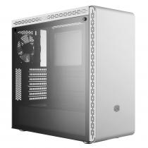 GABINETE MASTERBOX MS600 - WHITE - VIDRO - MCB-MS600-WGNN-S00 - 1