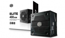 FONTE ELITE V3 - 400W - PFC ATIVO - MPW-4001-ACAAN1-WO - 1