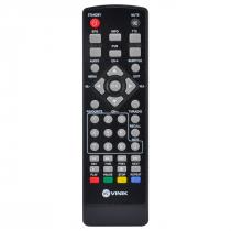 CONTROLE REMOTO CONVERSOR DIGITAL AQUÁRIO DTV-5000/7000