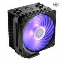 COOLER PARA PROCESSADOR - HYPER 212 RGB BLACK EDITION C/ CONTROL - RR-212S-20PC-R1 - 1