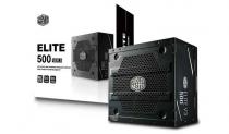 FONTE ELITE V3 500W - PFC ATIVO - MPW-5001-ACAAN1-WO - 1