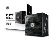 FONTE ELITE V3 600W PFC ATIVO - MPW-6001-ACAAN1-WO - 1