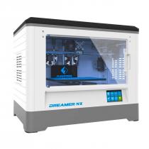 IMPRESSORA 3D DREAMER NX - 230X150X140MM - 1 EXTRUSORA - PLATAFORMA AQUECIDA - WIFI - CÂMARA FECHADA - 1
