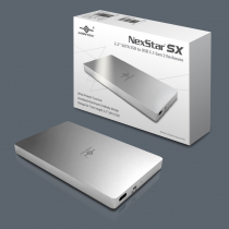 NEXSTAR SX SATA ENCLOSURE - NST-204C3-SV