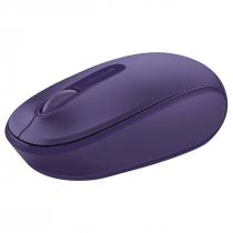 MOUSE SEM FIO MOBILE USB ROXO U7Z00048 - 1