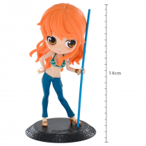 FIGURE ONE PIECE - NAMI Q POSKET SPECIAL COLOR REF.28663/28664