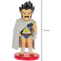FIGURE DRAGON BALL SUPER: BROLY - PARAGUS - WCF REF.28736/28742 - 1