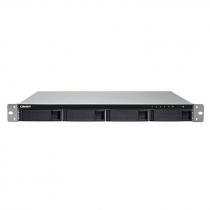SERVIDOR DE DADOS NAS RACK 1U AL-314 QUAD-CORE 1.7 GHZ 8GB DDR3 - TS-431XEU-8G-US QNAP