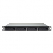 SERVIDOR DE DADOS NAS RACK 1U QUAD-CORE 1.7 GHZ 8GB - 4 BAIAS SEM DISCO - TS-431XEU-8G-US - 1