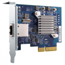 PLACA DE REDE 10GBE PCIE 4X - QXG-10G1T - 1