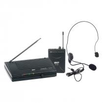 MICROFONE SEM FIO HEADSET VHF895