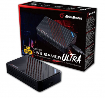 PLACA DE CAPTURA 4K LIVE GAMER ULTRA AVERMEDIA GC553-