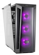 GABINETE MASTERBOX - MB520 RGB - MCB-B520-KGNN-RGB - 1