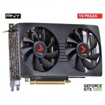 PLACA NVIDIA GEFORCE GTX 1060 XLR8 GAMING OC 6GB GDDR5X 192-BIT - VCGGTX10606XGPB-OC