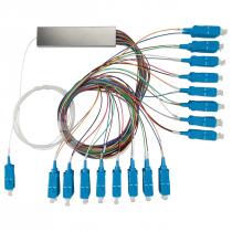 SPLITTER ÓPTICO BALANCEADO 1X32 SC/UPC XFS 1321 - 1