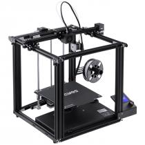 IMPRESSORA 3D FABER 5 - 220X220X250MM - 1 EXTRUSORA - PLATAFORMA AQUECIDA - SEMI-MONTADA - RESUME PRINT - MICRO SD CARD - 1