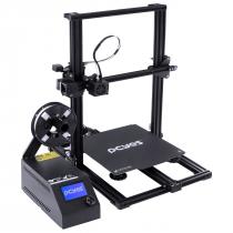 IMPRESSORA 3D FABER 10 - 300X300X400MM - 1 EXTRUSORA - PLATAFORMA AQUECIDA - SEMI-MONTADA - RESUME PRINT - MICRO SD CARD - 1