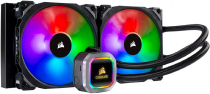 WATER COOLER - H115I PLATINIUM RGB - 280MM - CW-9060038-WW - 1