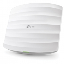 ACCESS POINT WIRELESS GIGABIT MU-MIMO MONTAVEL EM TETO 2.4GHZ E 5GHZ AC1750 EAP245 SMB