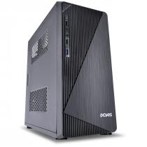 GABINETE OFFICE OP-2 PRETO - MICRO ATX, USB 3.0 TOOL LESS NAS TAMPAS LATERAIS - 1