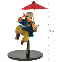 FIGURE DRAGON BALL Z - SON GOKU - WORLD FIGURE COLOSSEUM2 REF: 34862/34863 - 1