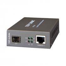 CONVERSOR DE MÍDIA GIGABIT SFP MC220L SMB - 1
