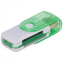 LEITOR DE CARTÃO USB 2.0 4 EM 1 - UL100