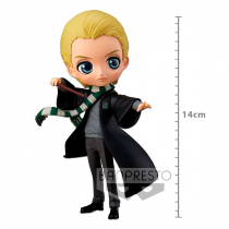 FIGURE HARRY POTTER Q POSKET - DRACO MALFOY REF:28821/28822