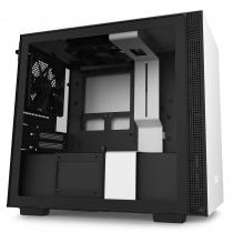 GABINETE MINI-ITX - H210 WHITE - LATERAL COM VIDRO TEMPERADO - CA-H210B-W1 - 1