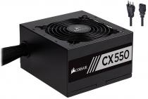 FONTE ATX 550W - CX550 - 80 PLUS BRONZE - COM CABO DE FORÇA - CP-9020121-BR - 1