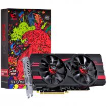 PLACA DE VIDEO AMD RADEON RX 580 8GB GDDR5 256 BITS DUAL-FAN GRAFFITI SERIES - PJ580RX25608G5DF - 1