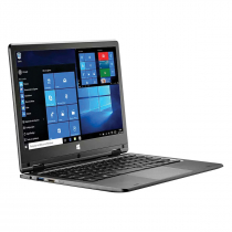 "NOTEBOOK 2 EM 1 M11W PLUS INTEL CELERON 2GB 64GB 11.6"" TOUCH SCREEN FULL HD WINDOWS 10 CINZA PC112"