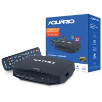 CONVERSOR E GRAVADOR DIGITAL FULL HD P/ TV COM USB E FILTRO 4G DTV-7000S - 1