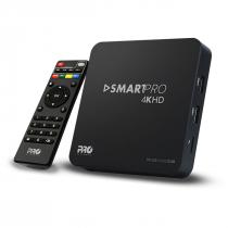 SMARTBOX WIFI 4K TRANSFORMAR TV EM UMA SMART PARA RECEPÇÃO DE CONTEÚDO DIGITAL 2GB PROSB-2000/2GB - 1