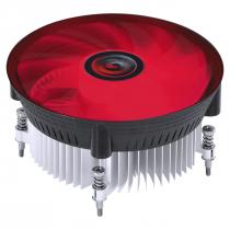 COOLER PARA PROCESSADOR - NÓTUS I300 - LED VERMELHO (INTEL) TDP 100W-  120MM - PAC120PRLV
