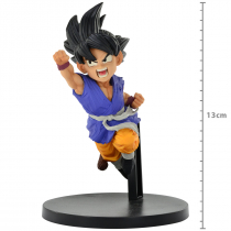 FIGURE DRAGON BALL GT - GOKU - WRATH OF THE DRAGON REF: 20183/20184 - 1