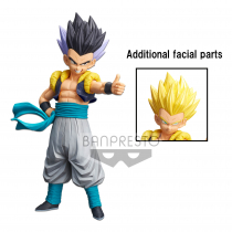 FIGURE DRAGON BALL Z - GOTENKS - RESOLUTION OF SOLDIERS GRANDISTA REF: 20243/20244 - 1