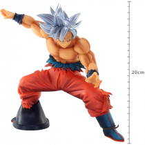 FIGURE DRAGON BALL SUPER - GOKU INSTINTO SUPERIOR - MAXIMATIC REF: 20367/20368 - 1