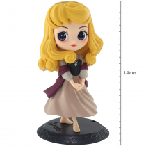 FIGURE Q POSKET CHARACTERS BRIAR ROSE PRINCESS AURORA - A REF: 20435/20436