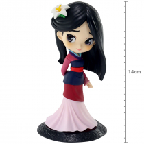 FIGURE Q POSKET CHARACTERS MULAN - A REF: 20437/20438